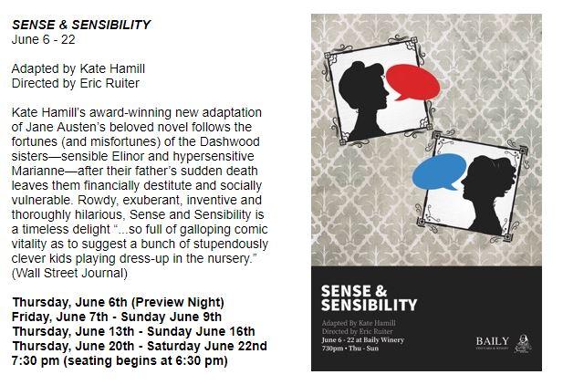 Sense and sensibilty