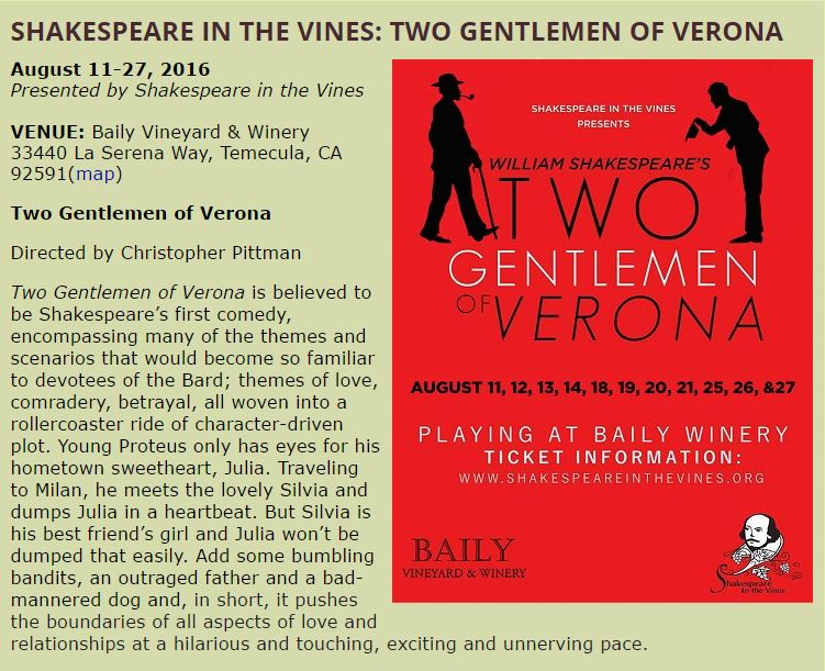 """an analysis of the two gentleman of verona by mr wolfe Find out what's happening with the shakespeare theatre company read more """"silly, sweet, and sexy."""